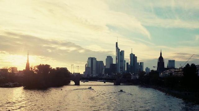 Sagte ich schon wie toll ich Frankfurt finde?